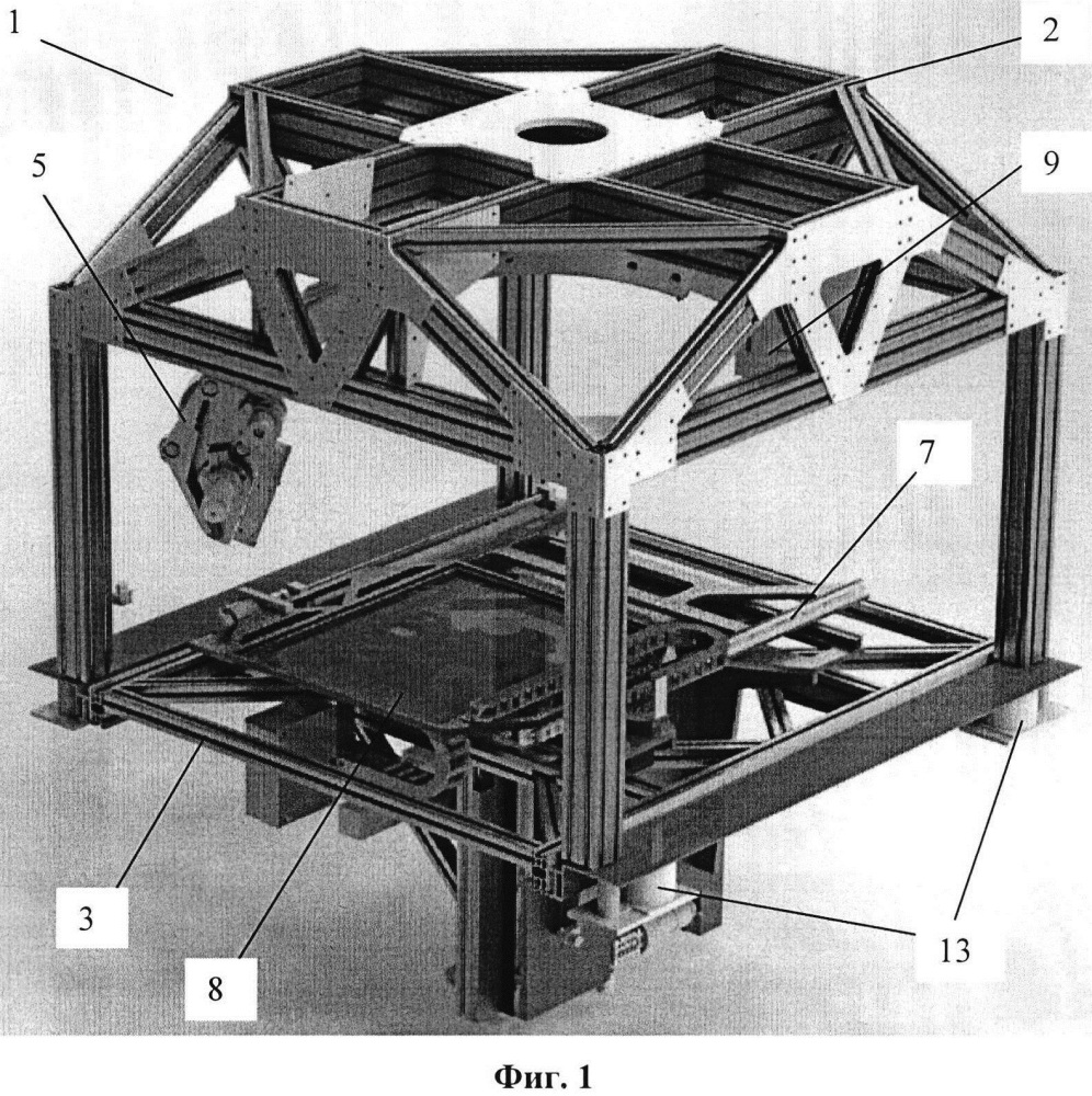 Микрофокусное устройство рентгеновского контроля
