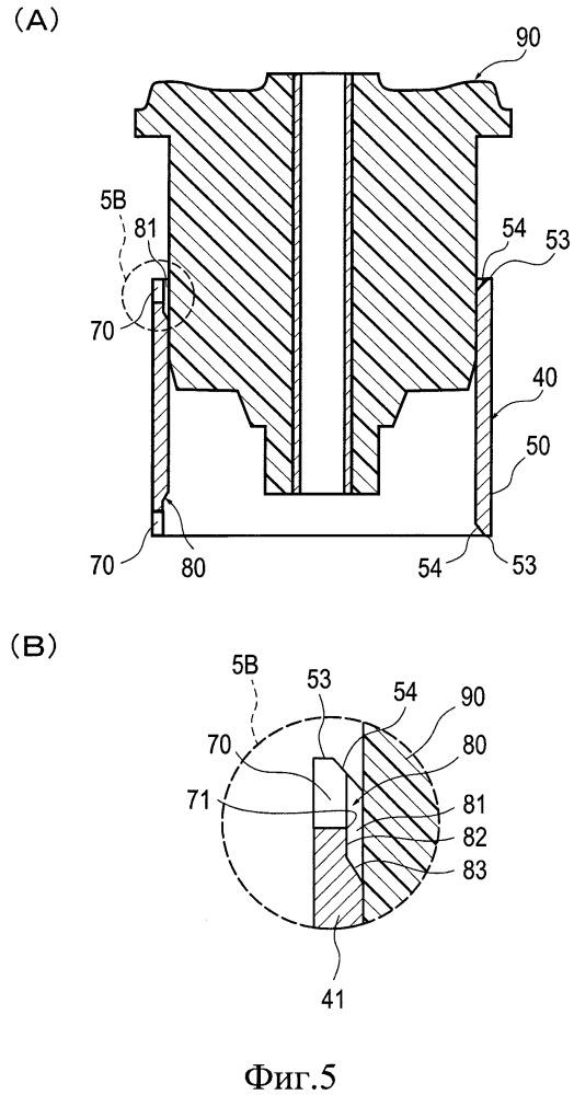 Вальцованная обойма, устройство для изготовления вальцованной обоймы и способ изготовления вальцованной обоймы