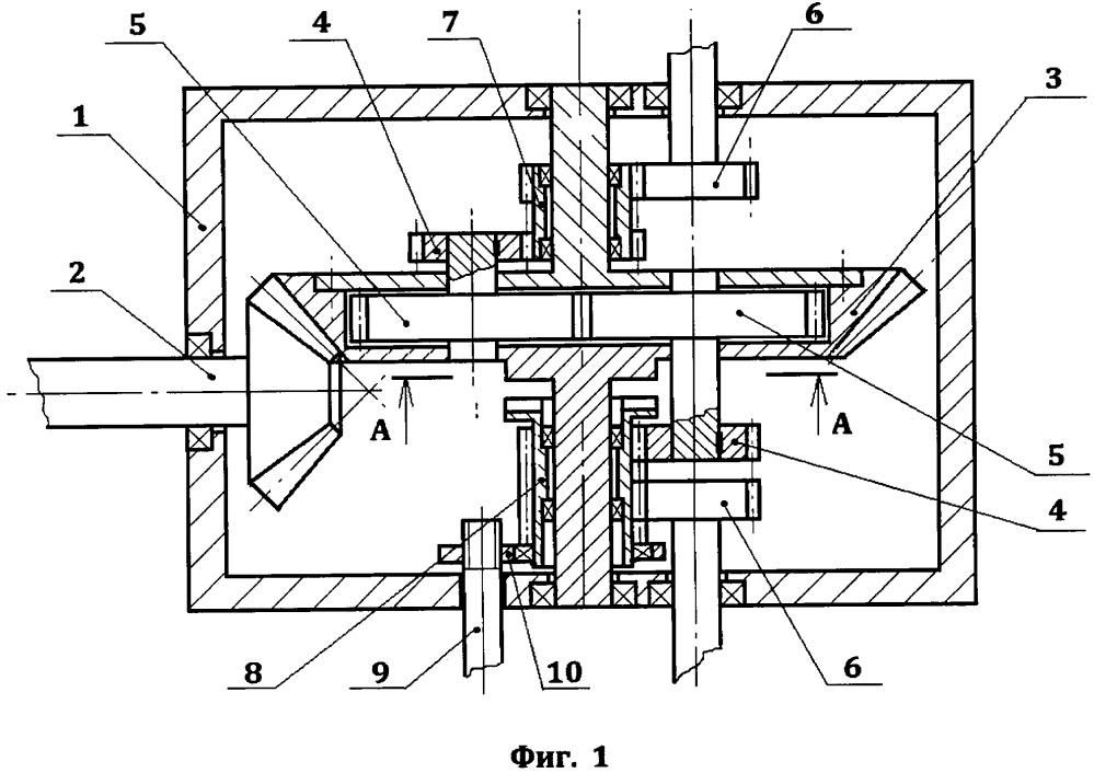 Механизм блокировки дифференциала транспортного средства