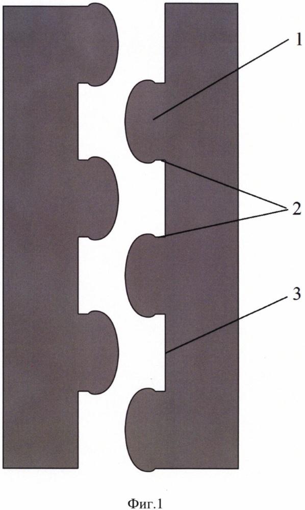Узел соединения плоских деталей