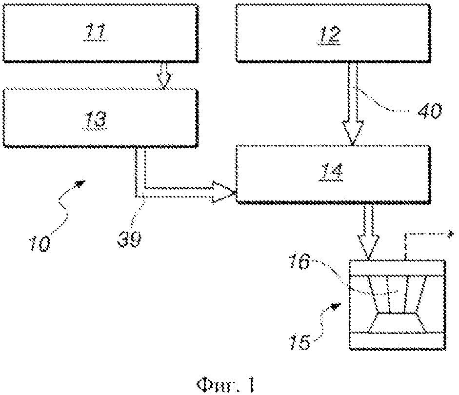 Система охлаждения для зажимных приспособлений для формования, в частности, литейных форм