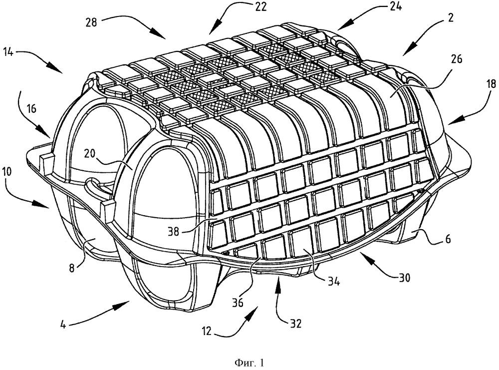 Упаковочное изделие и способ упаковывания продуктов