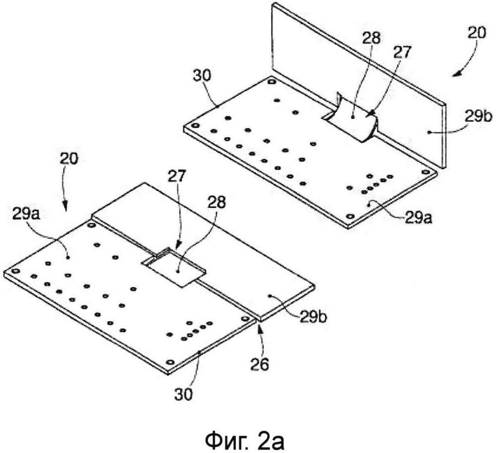 Электронный прибор для измерений, кондиционирования и регулирования и способ его изготовления
