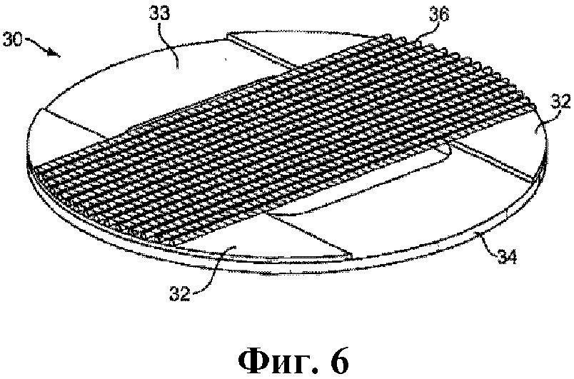 Система, генерирующая аэрозоль, имеющая проницаемый для жидкости нагреватель в сборе
