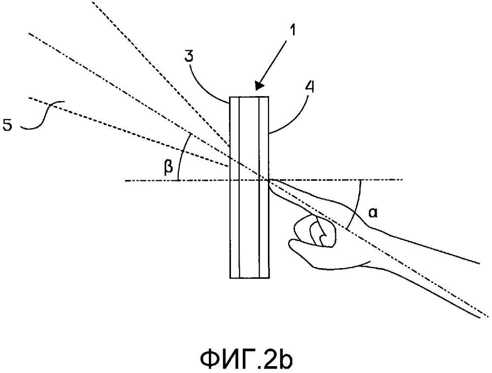 Система осветительных устройств, имеющая блок сенсорного ввода данных для управления углом вывода света