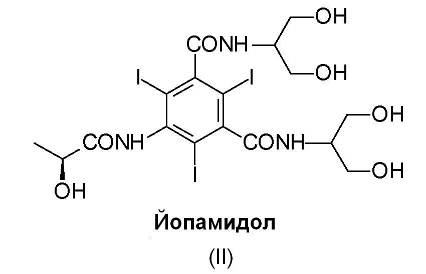 Способ получения йопамидола
