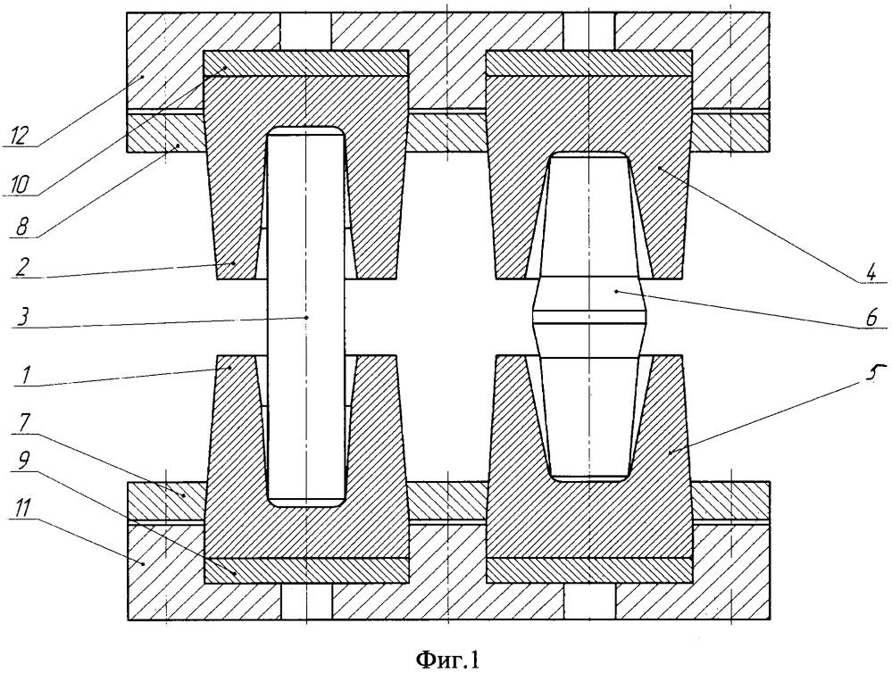 Способ пластического структурообразования цилиндрических мерных заготовок