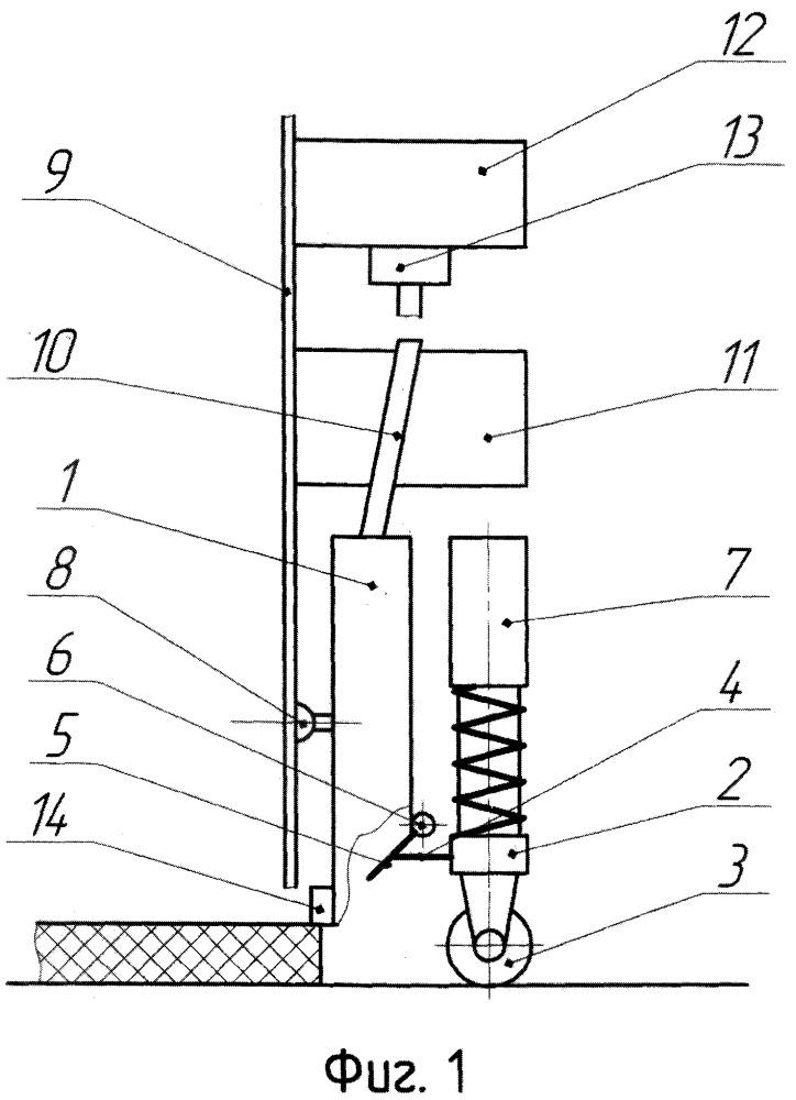 Устройство подачи раствора для машины по укладке керамогранитной плитки