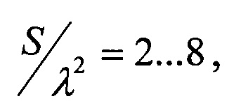 Гибкий волновод для связи металлических волноводов стандартного и сверхразмерного сечений