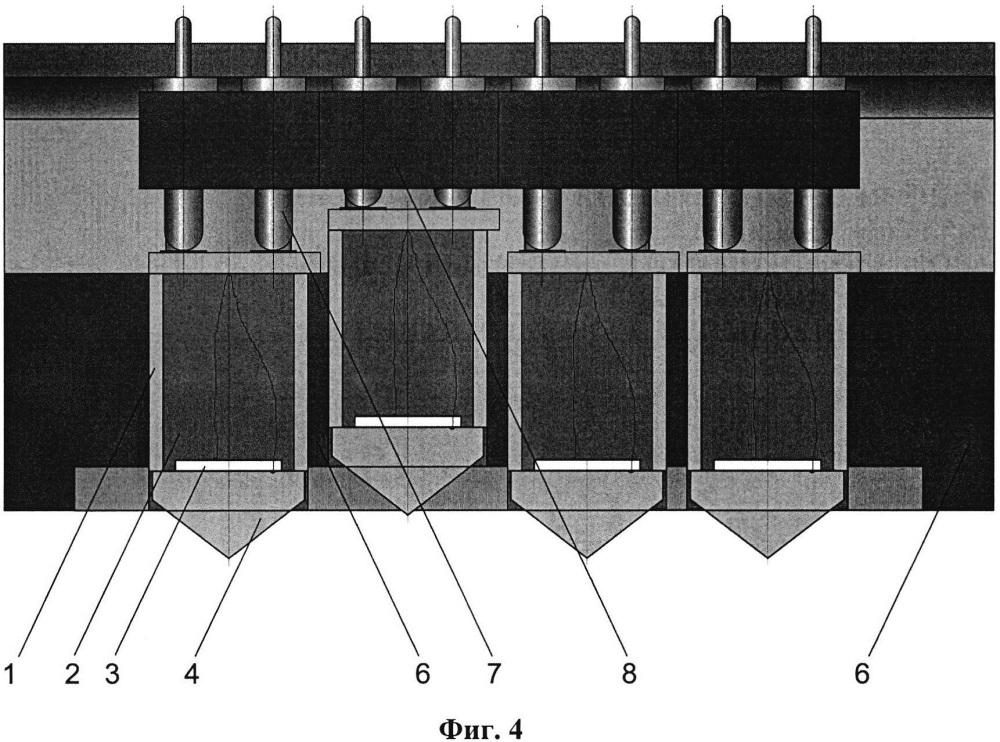 Способ ультразвукового контроля объектов из твёрдых материалов, ультразвуковой высокочастотный преобразователь для его реализации (варианты) и антенная решётка с применением способа