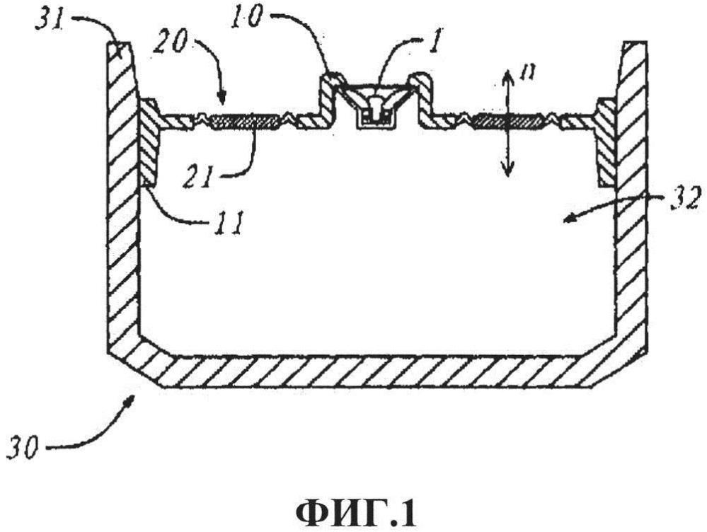 Модульный компонент громкоговорителя