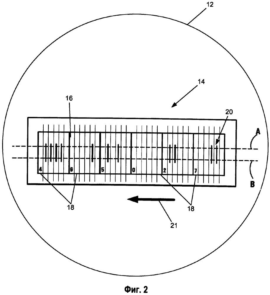Считывание показаний измерительных приборов