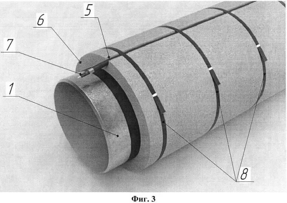 Способ производства обетонированной трубы с кабель-каналом