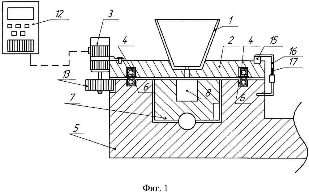 Устройство управления тепловым режимом непрерывного литья и прессования цветных металлов и сплавов