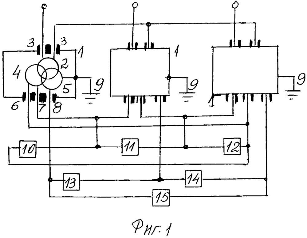 Тиристорный реактор-трансформаторный компенсатор