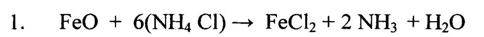 Способ получения железооксидного пигмента