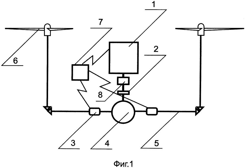 Устройство летательного аппарата вертикального взлета и посадки