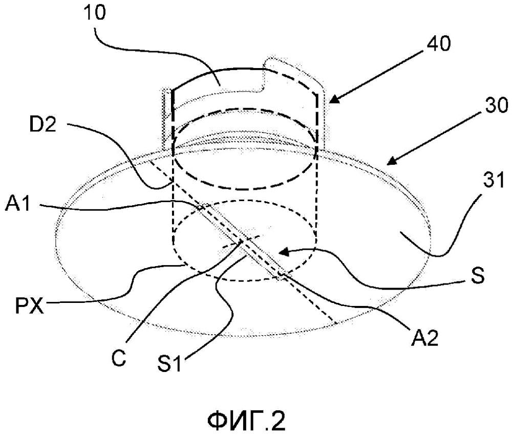 Устройство для контроля шин для колес транспортных средств, шина с таким устройством контроля и способ установки электронного блока в шине