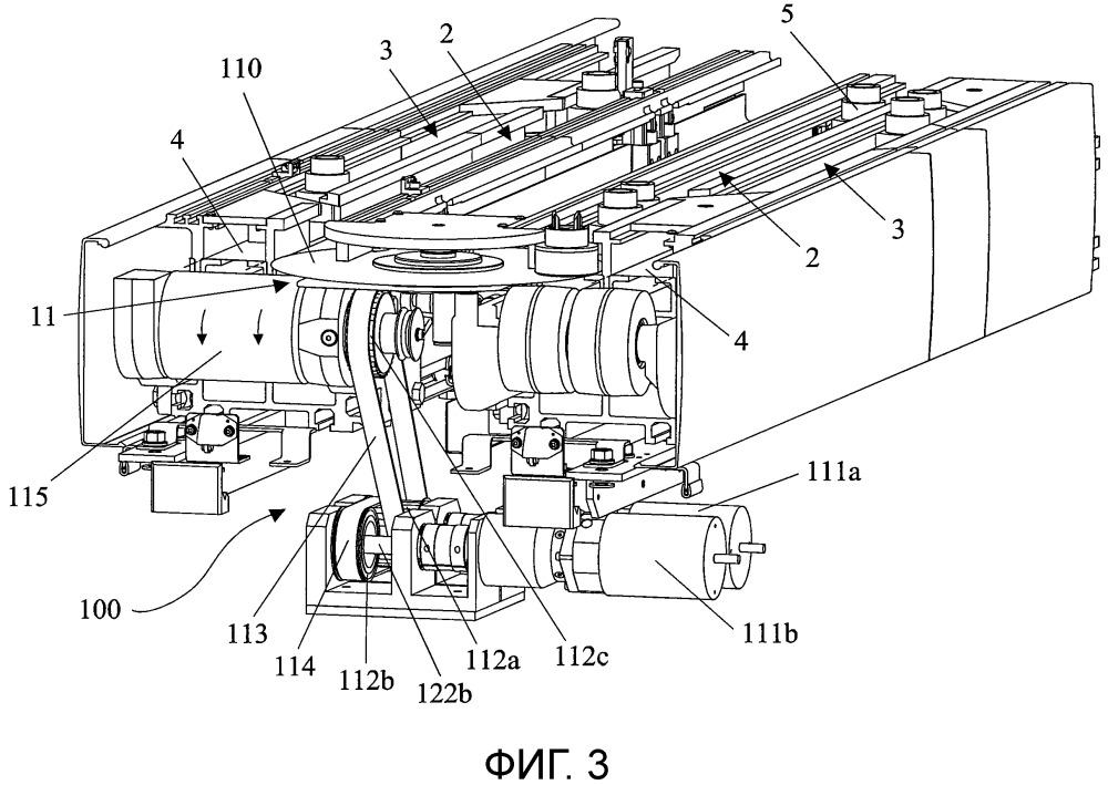 Лабораторная автоматизированная система с двухдвигательным тяговым устройством для конвейерных лент