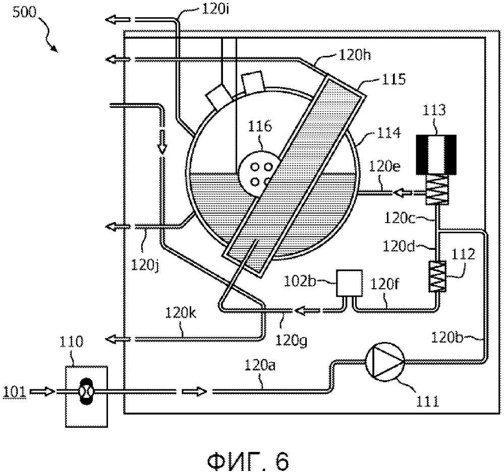 Устройство и способ управления вкусом кофе и кофеварка, содержащая такое устройство
