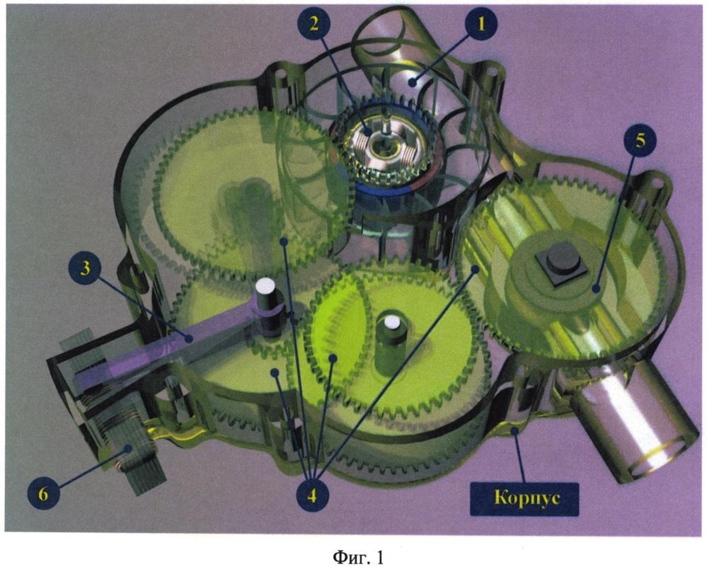 Автономный электронный двухрежимный расходомер