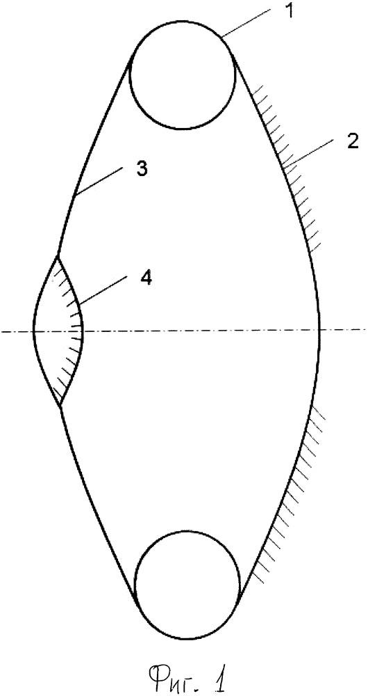 Преобразователь электромагнитного излучения телескопический пневматический адаптивный