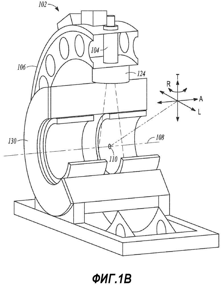 Проекция магнитного резонанса для построения четырехмерной визуализации