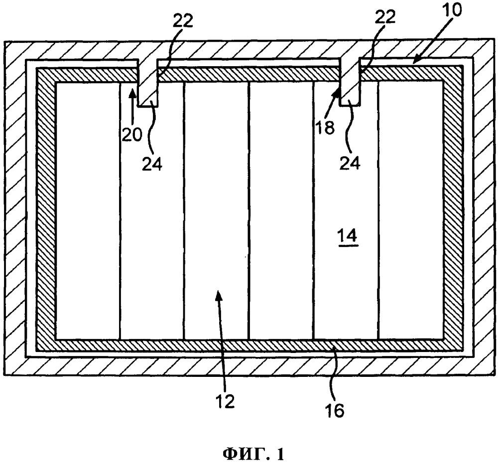 Воздушный фильтр для вентиляционной установки автомобиля и способ его встраивания