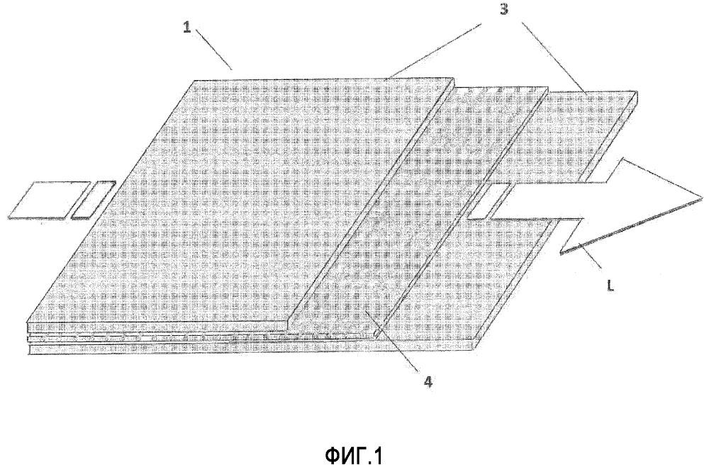 Несущая структура для битумной мембраны и способ ее изготовления