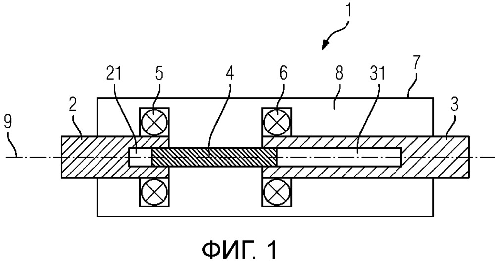 Блок разъединителя, имеющий электромагнитный привод