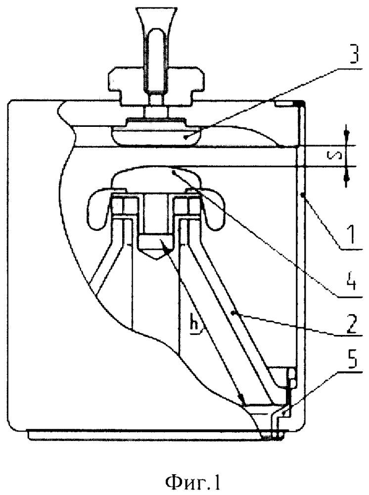 Способ изготовления разрядника с водородным наполнением
