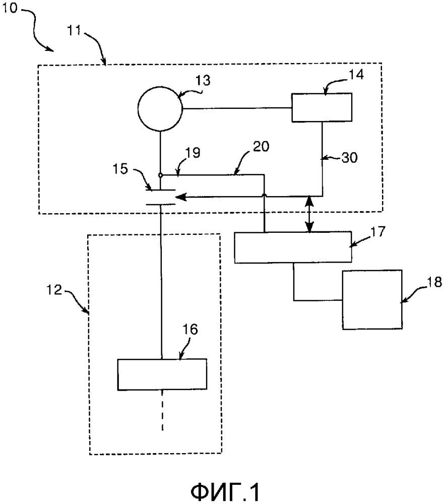Устройство и способ поддержки системы генерирования электроэнергии летательного аппарата