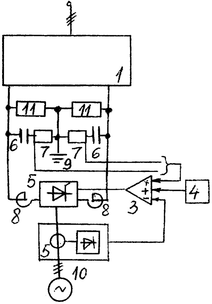 Устройство для регулирования тока шунтирующего реактора