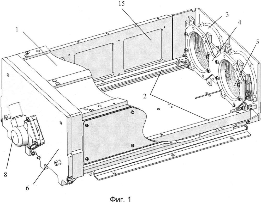 Универсальный транспортно-пусковой контейнер