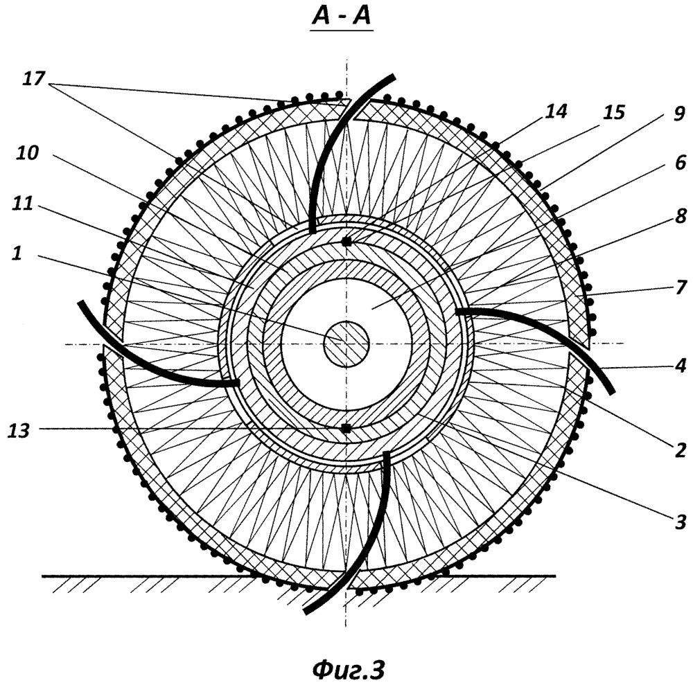 Ведущее колесо транспортного средства