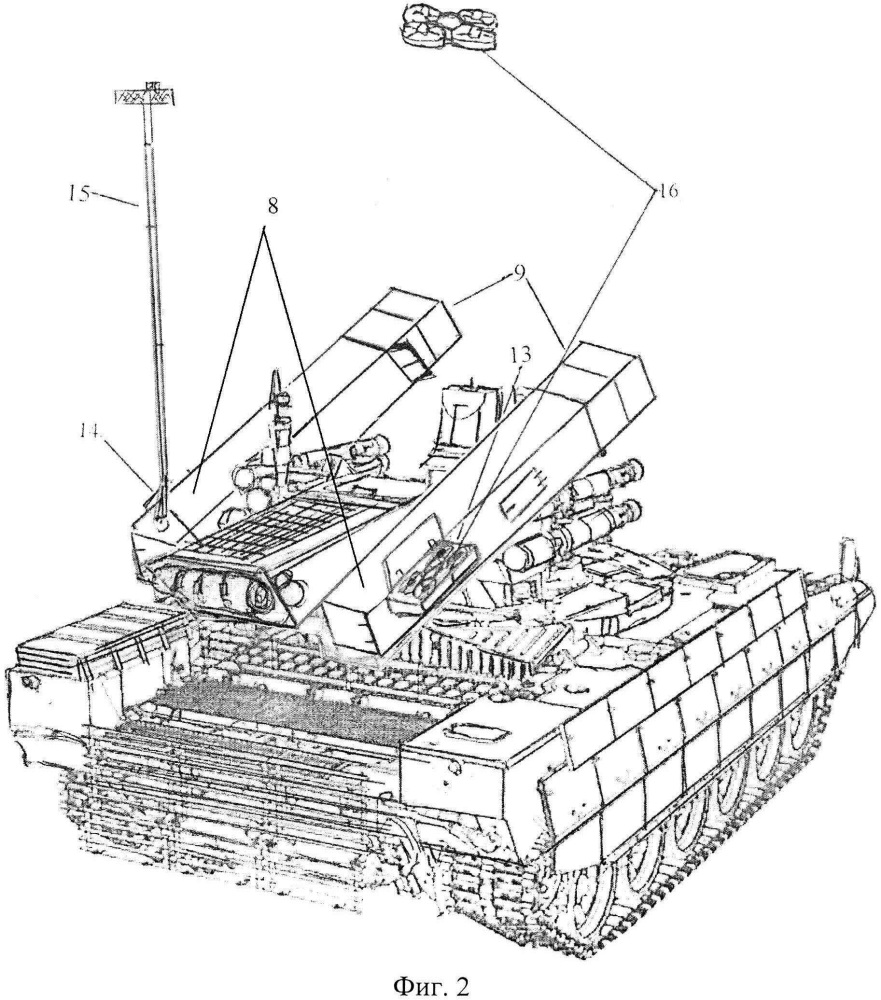 Разведывательно-огневой комплекс вооружения бмоп