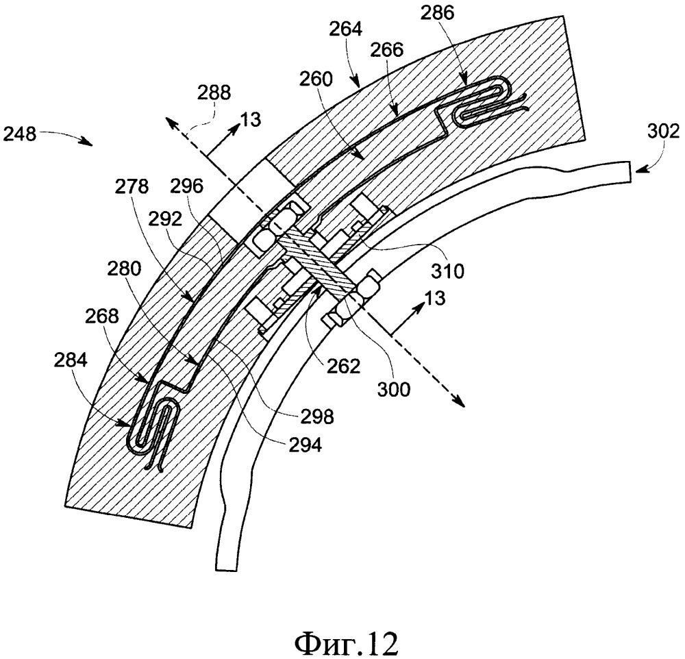 Герметично уплотненный демпферный узел и способ его сборки
