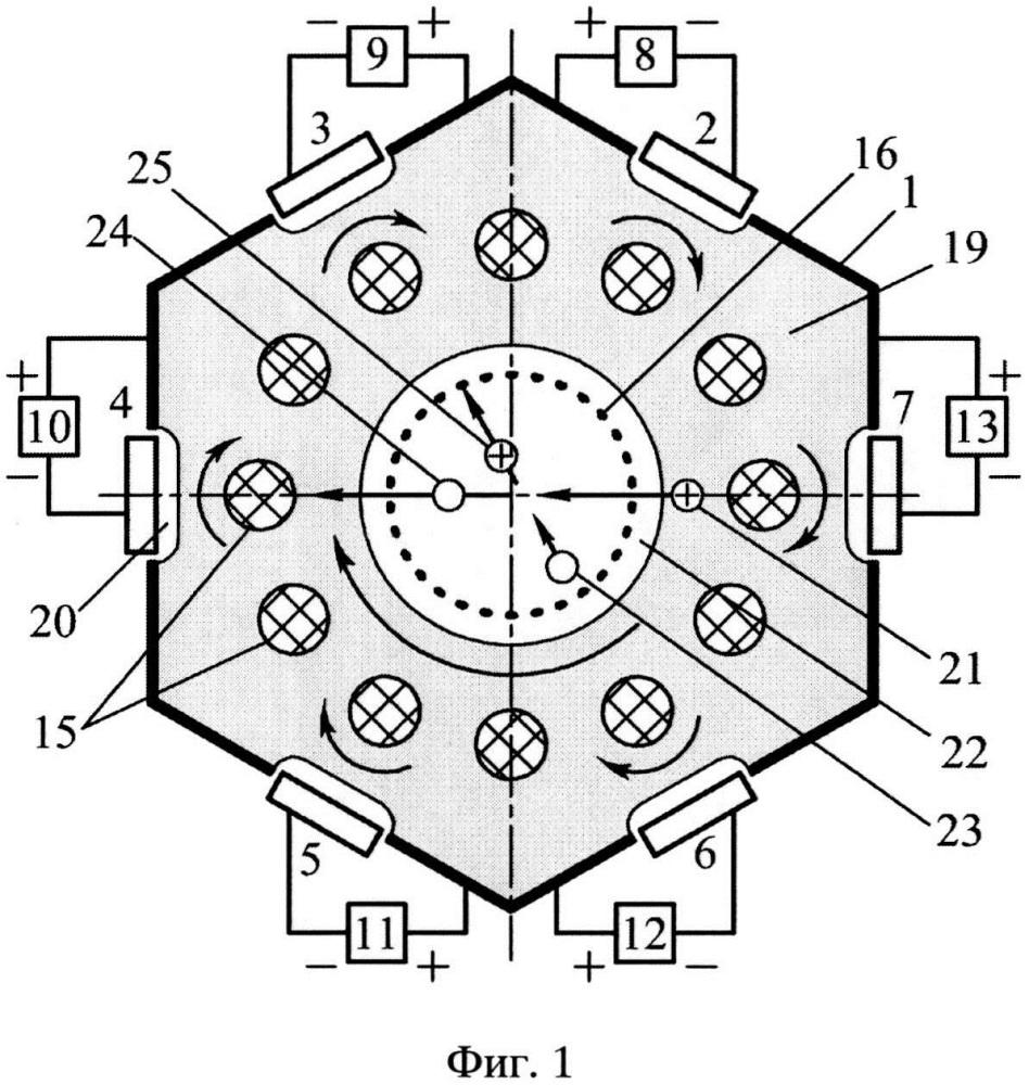 Устройство для синтеза покрытий на диэлектрических изделиях