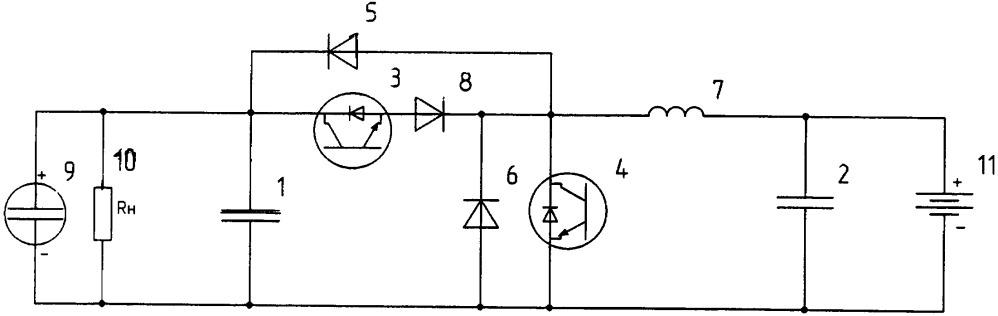 Зарядно-разрядное устройство