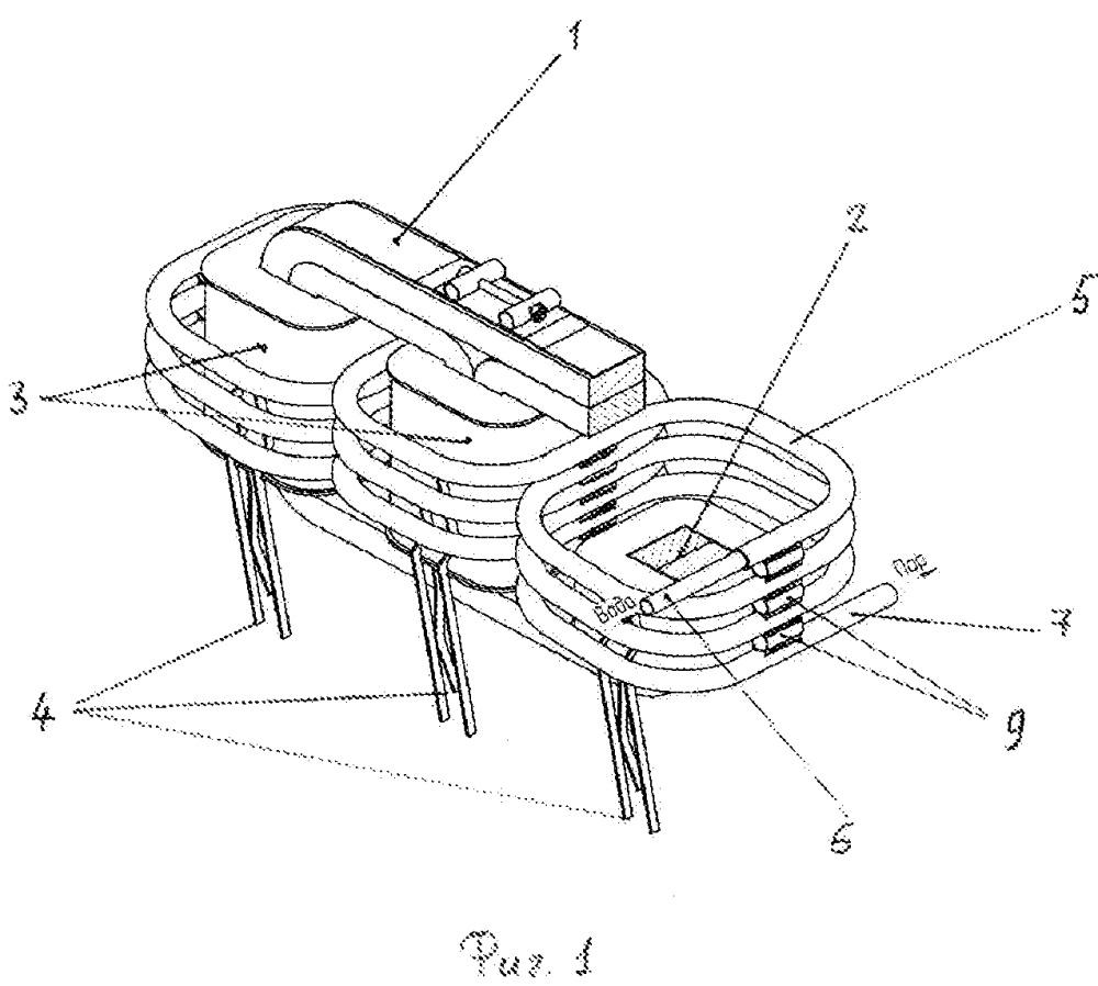 Электрический парогенератор