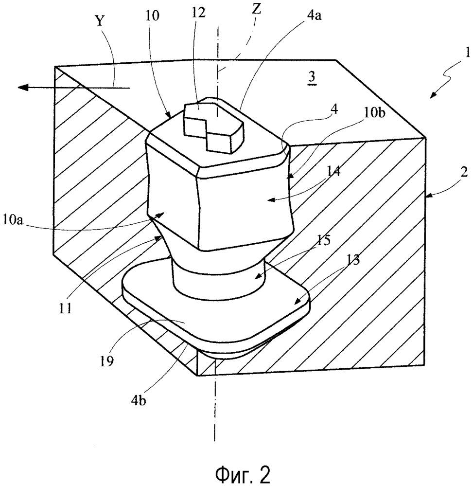 Способ улучшения эксплуатационных характеристик шипованной шины и шипованная шина, изготовленная в соответствии с данным способом