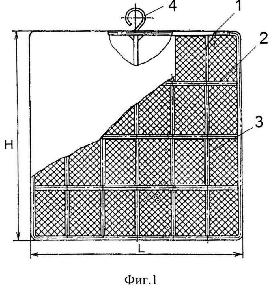 Штучный звукопоглотитель со звукоотражающим объемным элементом