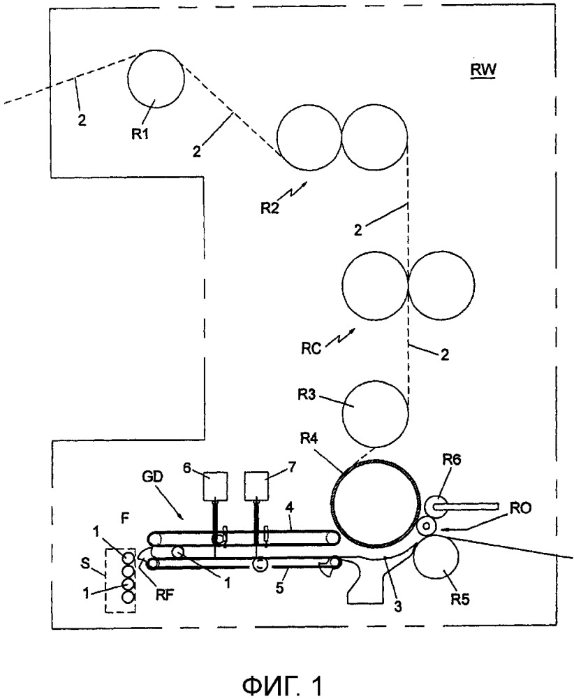 Способ и устройство для нанесения клея на трубчатые втулки для изготовления бумажных логов