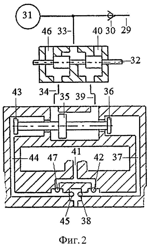 Способ управления подачей топлива во внешнюю камеру сгорания свободнопоршневого энергомодуля однотактным приводом топливной форсунки