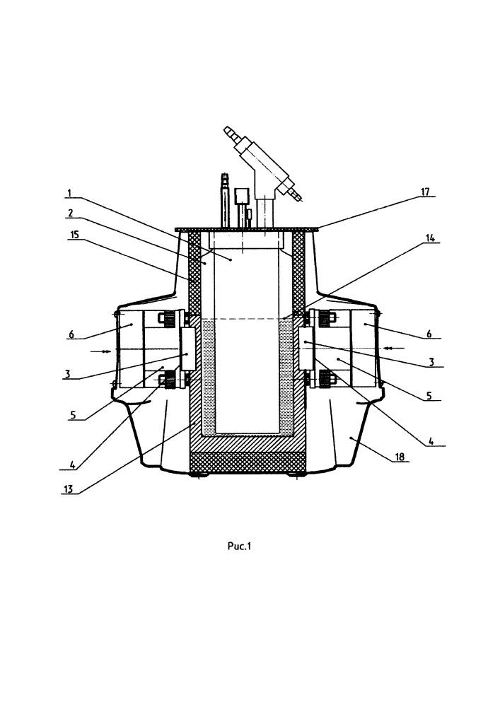 Устройство для получения эталонной поверочной газовой смеси