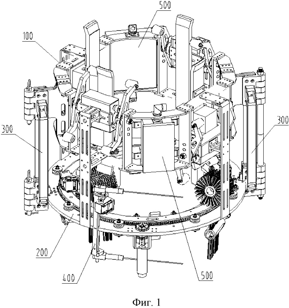 Робот для очистки изоляторов