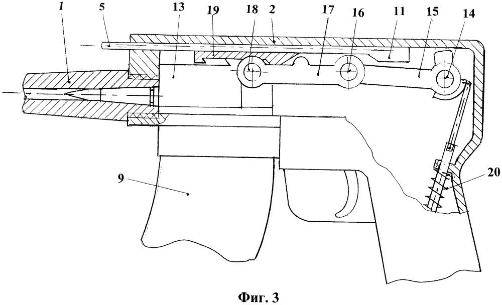 Автоматическое стрелковое оружие
