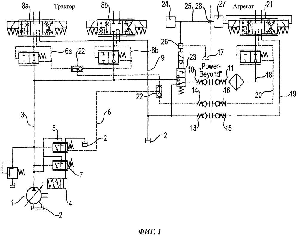 Транспортное средство с соединительным устройством для навесных агрегатов и навесной агрегат для такого транспортного средства