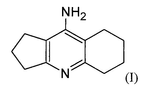Способ получения 9-амино-2,3,5,6,7,8-гексагидро-1н-циклопента[b]хинолина