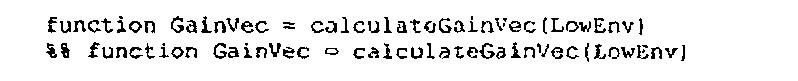 Кодер и декодер звукового сигнала, способ генерирования управляющих данных из звукового сигнала и способ декодирования битового потока